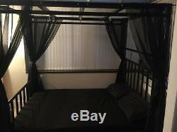 4 Poster Bed BDSM bondage Swing bed