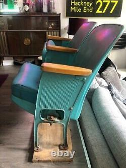 American seating Corporation Art Deco Cinema chairs