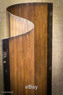 Art Deco / Art Nouveau Tambour Screen by Baumann