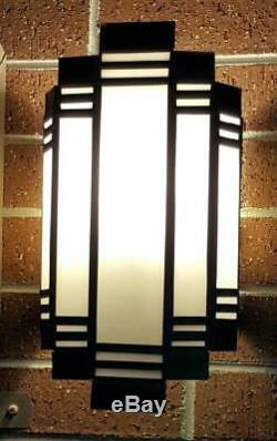 Art Deco Sconce wall lights 1930's style