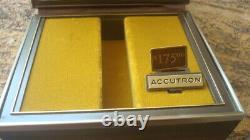 Bulova Accutron Direct Read Rare NOS Condition
