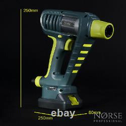 Cordless Battery Pressure washer High Power Portable NORSE Professional SK25i