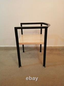 Cr 1986 Rare Iconic Chair Comme Des Garçons N° 9 Kuramata Shiro Rei Kawakubo