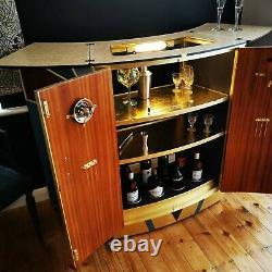 Drinks cocktail cabinet bar