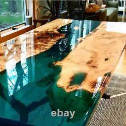 HANDMADE Solid Wood Epoxy Table, Dining/Coffe Table, River Table, Epoxy Table