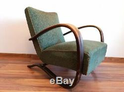 Halabala´s armchair H269, art deco style, first half 20th century