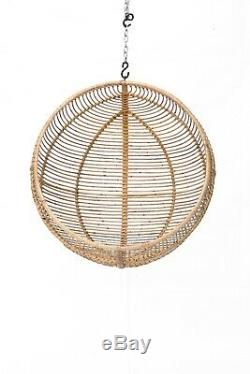 Hanging And Standing Rattan Chair Ball SWING