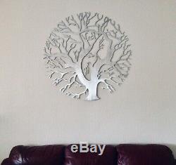 Large Metal Wall Art Decor Sculpture Tree of Life