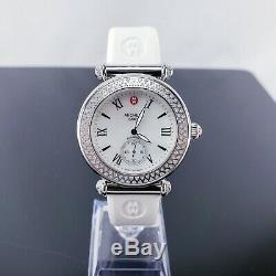 Michele Mw16a01a2025 Ladies Diamond Caber Watch 0.58cttw (pb1012524)