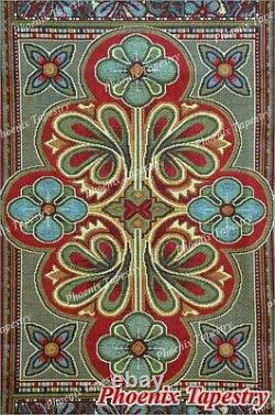 Moroccan Style I Fine Art Tapestry Wall Hanging, Cotton 100%, 54x66, UK