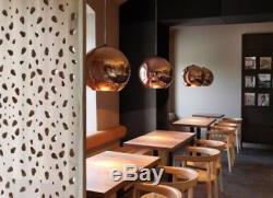 New Tom Dixon Copper Mirror Ball Ceiling Light Pendant Lamp Lighting Dia 20-45cm