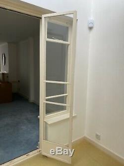 Original 1950s Crittall Patio Doors & Side Windows