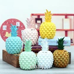 Pineapple Table Decoration Home Ornaments Desk Decorative Figures Artwork Gift