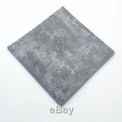 Self Adhesive Wall Sticker 10 Pcs Vinyl Square Tile Floor Kitchen Bath Art DIY D