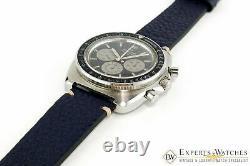 Serviced Vintage 1970's Movado DataChron Zenith El Primero PHC 3019 Datron Watch