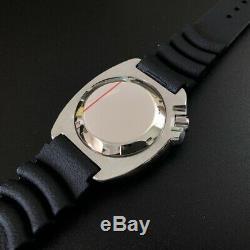 Steeldive Japan NH35A 6105 Turtle Automatic Watch 200M Diver Ceramic BGW9/C3