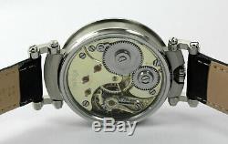 Swiss OMEGA Chronometer Jumbo Art Deco Style mariage ARMBANDUHR Wrist Watch 1910