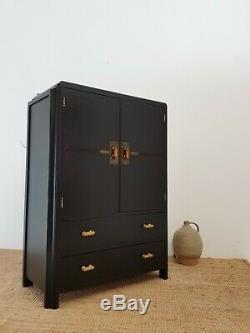 Vintage Art Deco Drinks Cabinet 1920s 30s