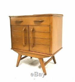 Vintage Mid Century G PLAN Secretaire Bureau Danish Era Sideboard Cabinet
