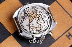 Vintage Poljot Sturmanskie Chronograph mechanical watch Military cal. 3133 USSR
