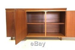 Vintage Retro Mid Century 1960s Danish Teak Minimalist Skovby 5ft Sideboard (b)