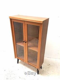 Vintage Retro Mid Century 1960s G PLAN Teak Bookcase Danish Era Sideboard