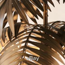 Vintage Tropical Coconut Leaves Chandelier Unique Rustic Tree Lamp Hanging Light