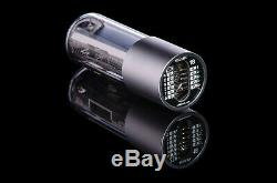 ZIN18 IN18 Nixie Tube Clock Silver Aluminium Glass Cover WIFI Android/Iphone