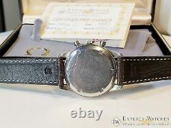 1950 Vintage Omega Turler Chronograph Cal 321 Réf 174 2451 Montre Pre Speedmaster