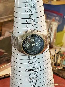 1975 Vintage Omega Speedmaster Chronographe Mark 4.5 Ref 176,0012 Day Watch Date