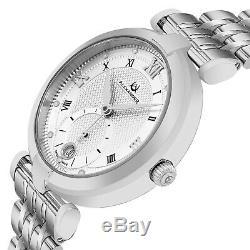 Alexander Swiss Made Bracelet Inoxydable Mesdames Quartz Saphir Montre
