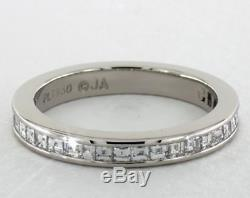 Anneau De Mariage En Diamants Style Art Déco