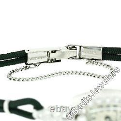 Antique Art Déco Platinum Ladies' Hamilton 17j 0.76ctw Diamond Wrist Watch 911