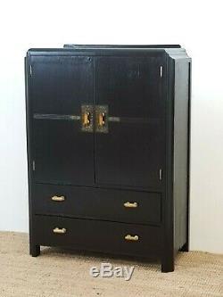 Art Déco Vintage Boissons Cabinet 1920s 30s