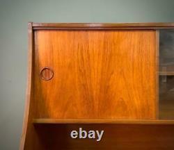 Attractive Large Tall Vintage Rétro 1960/70s Avalon Teak Sideboard