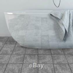 Auto-adhésif Autocollant Mural 10 Pcs Vinyle Place Plancher De Tuiles Cuisine Bath Art Bricolage D