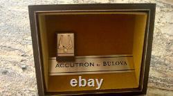 Bulova Accutron Direct Lire Rare Condition Nos