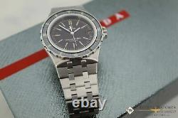 Factory Serviced Vintage Omega Seamaster 120 1337 Jacques Mayol Plongeur De Luxe