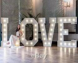 Grand Lettres D'amour De Mariage Signe