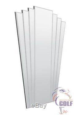 Grand Miroir / Mur Maigre De Style Ventilateur Style Fan Chrysler