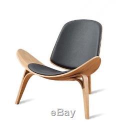 Hans Wegner Shell Chair Design Mondialement Célèbre Qualité Fantastique Contemporain Chic
