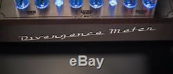 In-8 Nixie Tubes Horloge (musique, Usb, Rgb) Avec Compteur Divergence Prises Gra Et Afch