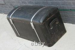 L'original Des Années 1920 De Watts-morehouse Steelwood Bagage Trunk Ford Packard Gm