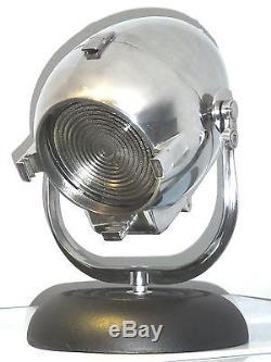 Lampe De Bureau Industrielle De Film De Lumière Vintage Strand Theatre Spot Eames MID Century