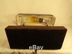 Lampe De Bureau Vintage Au Milieu Du Siècle, Lampe De Bureau De Style Industriel, De Style Industriel