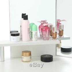 Maquillage Table Coiffeuse Vanity Maquillage Coiffeuse Miroir