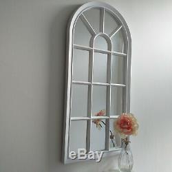 Miroir Mural De Style Fenêtre De La Fenêtre Salle Des Filles Couloir Miroir De La Fenêtre Blanche Décor À La Maison