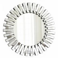 Miroir Rond Décoratif De Luxe