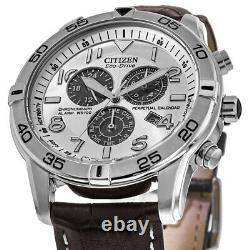 Nouveau Calendrier Perpétuel Citoyen Chronograph Eco-drive Montre Homme Bl5470-14a