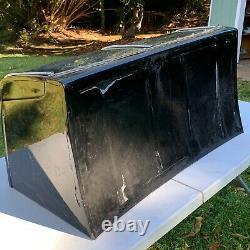Original 1931 1933 Convertible Phaeton Metal Black Trunk Factory Stock
